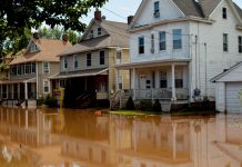 Bound Brook flood, Hurricane Irene, new jersey