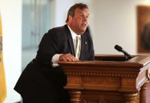 Governor Chris Christie, new jersey environment