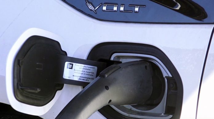 electric vehicle charging, new jersey environment news