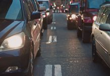 nj environment news, cars in traffic