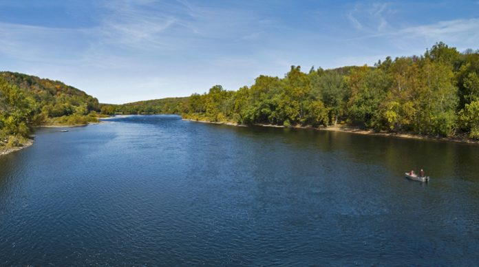 new jersey environment, delaware river