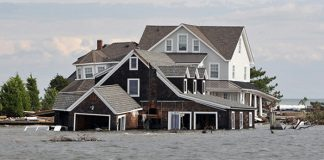 superstorm sandy, coastal flooding, jersey shore