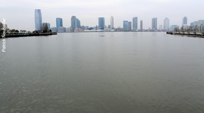Hudson River, Jersey City, NJ Environment News