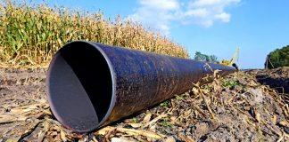 gas pipeline, new jersey environment