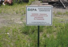 new jersey environment, EPA superfund