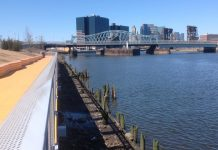 Passaic River, Newark, NJ, Riverfront Park