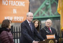 Murphy announces fracking ban