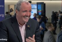 Governor Murphy, Bloomberg interview