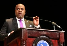 Mayor Ras Baraka, Newark