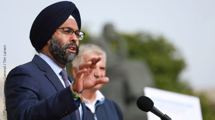 NJ Attorney General Gurbir Grewal