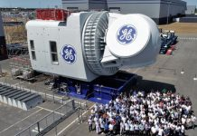 GE Haliade Wind turbine