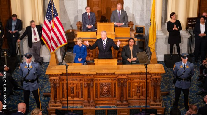 Gov Murphy delivers state of the state address