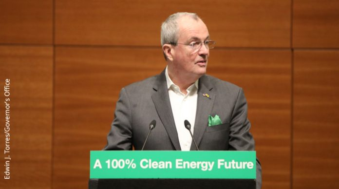Governor Murphy unveils Energy Master Plan